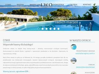 Eleganckie i nowoczesne baseny hotelowe