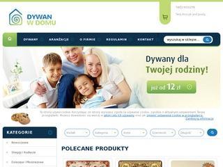 Przyjemne w dotyku dywany włochacze – sprawdź ofertę na dywanwdomu.pl