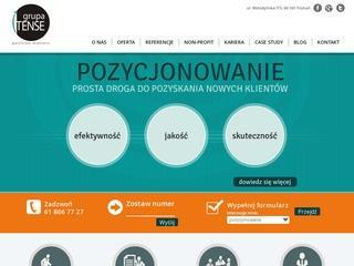 Grupa TENSE – Poznańska Agencja Interaktywna
