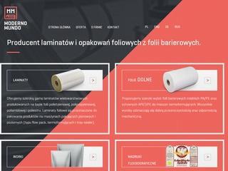 Fachowy producent solidnych opakowań foliowych: zamów