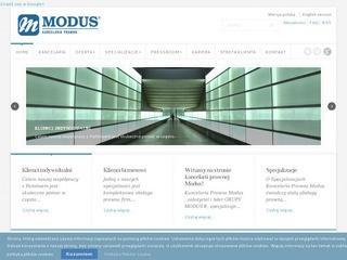 http://modus-kancelaria.pl/oferta-3/klienci-indywidualni/windykacja-naleznosci/