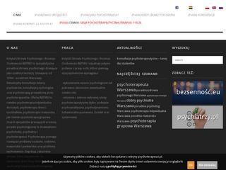 Psycholog – Warszawa – najlepsze możliwości pomocy